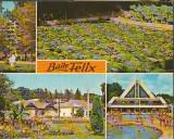 CPIB 15408 - CARTE POSTALA - BAILE FELIX. MOZAIC
