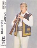Caseta audio: Dumitru Farcas - Taragot ( originala Electrecord STC00271 )