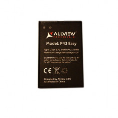 Acumulator Original ALLVIEW P43 EASY (1400 mAh)