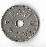 Moneda 5 bani 1906 - Romania