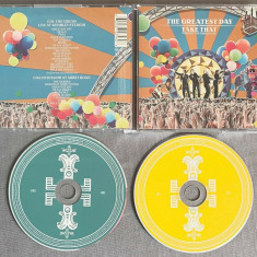Take That - The Greatest Day Take That Presents the Circus Live (2009) 2CD