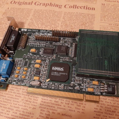 Placa video colectie PCI Matrox Mystique 4Mb