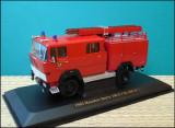 Macheta pompieri Magirus-Deutz 100 D 7 FA LF8-TS (1965) 1:43 Lucky Die Cast