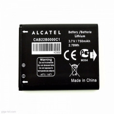 Acumulator Alcatel One Touch 1008 1009X 1016D 1042D 1046D CAB22B0000C1