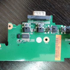 Modula LAN Serial Butoane Multimedia HP EliteBook 8560P