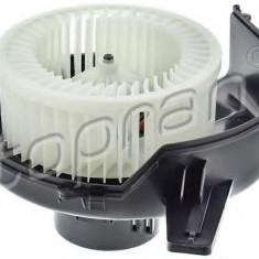 Electromotor, ventilatie interioara AUDI A2 (8Z0) (2000 - 2005) TOPRAN 110 740
