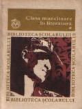 Clasa muncitoare in literatura, Volumul I, Tudor Arghezi