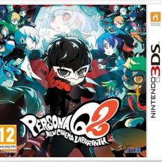 Persona Q2 New Cinema Labyrinth Nintendo 3Ds