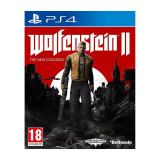 Joc consola Bethesda Wolfenstein 2 The New Colossus Collectors Edition PS4