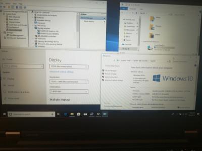 "Workstation ThinkPad P50 15.6,""  i7-6820HQ ,8GB DDR4, 480SSD foto"