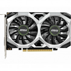 Placa video MSI nVidia GeForce GTX 1650 VENTUS XS OC 4GB GDDR5 128bit