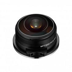 Obiectiv Manual Venus Optics Laowa 4mm f/2.8 Fisheye pentru Canon EOS-M Mount