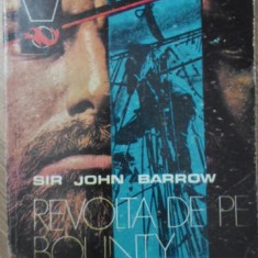 REVOLTA DE PE BOUNTY - SIR JOHN BARROW