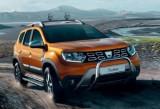 Bulbar inox original dedicat Dacia Duster 2 2018-2020