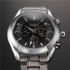 Ceas Barbati, JARAGAR, Automatic-Mecanic, Afisaj Analog, model FLJAR1011