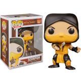 Figurina Pop! Mortal Kombat Scorpion 537