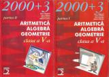 Aritmetica, algebra, geometrie - clasa a 5a- (2 volume) - S. Peligrad