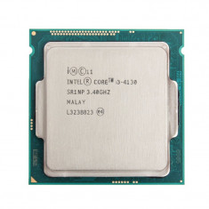 Procesor Intel Core i3 4130 3.4GHz, LGA1150, 4th Gen, 3M Cache, Nucleu Haswell