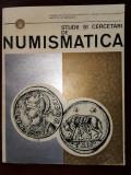 Studii și cercetări de numismatica