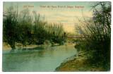 590 - Tecuci, NEGRILESTI, Parcul Doamnei Jurgea - old postcard - used - 1913