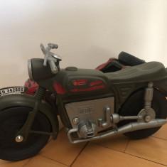 Macheta veche,Wermacht,motocicleta armata germana ww2