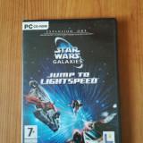 Star Wars - Jump to lightspeed [PC]