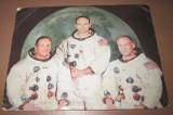 "Carte Postala - Romania - Aselenizarea - Echipajul de pe Apollo 11 ""CP144"""