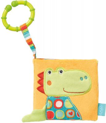 Carte din plus pentru bebelusi - Crocodil foto