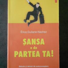 ERICA GUILANE NACHEZ - SANSA E DE PARTEA TA