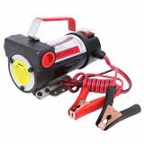 Pompa electrica 12V transfer motorina, 40L/ min
