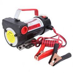 Cumpara ieftin Pompa electrica 12V transfer motorina, 40L/ min