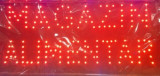 Reclama LED - MAGAZIN ALIMENTAR -
