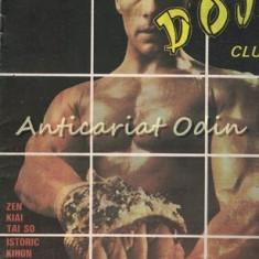 Dojo Club Nr. 1/1991 - Gabriel Dutchevi, Dan Rizescu, Geo Rusu