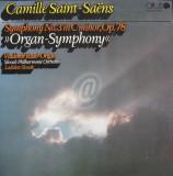 Camille Saint-Saens - Symphony No. 3 in C minor, Op. 78 Organ-Symphony (Vinil)