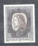 Austria Österreich 1985 Europa CEPT MNH AC.325