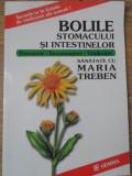 BOLILE STOMACULUI SI INTESTINELOR. PREVENIRE, RECUNOASTERE, VINDECARE-MARIA TREBEN