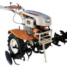 Motocultor O-MAC 1350-S Diesel, 12 CP, cu pornire + diferential si roti