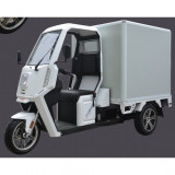 Tricicleta electrica 3000W, autonomie 50km, E-MOPED CARRIER, Z-Tech ZT 94