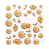 Sticker 3D Unghii LUXORISE Artistry LX005