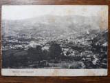 SASCIORI - VALEA SEBESULUI - JUD ALBA - VEDERE GENERALA - PER. INTERBELICA -RARA