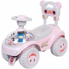 Masinuta fara pedale Speed Gizmo - Roz
