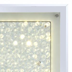 Plafoniera LED Liana II - sticla