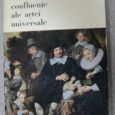 CONFLUENTE ALE ARTEI UNIVERSALE de PETRU COMARNESCU 1972