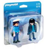 Cumpara ieftin Politist si hot, Playmobil
