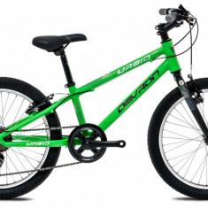 Bicicleta Copii Devron Urbio U1.2 Verde 20 Inch