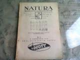 REVISTA NATURA NR.9/1935