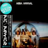 "Vinil ""Japan Press"" ABBA – Arrival (VG+)"