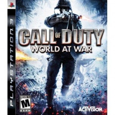 Call of Duty 5: World at War PS3