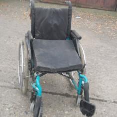 Scaun rulant pliabil (handicap)
