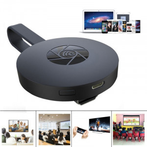 Streaming Media Player Techstar® TV Casting FullHD Wireless Wi-Fi DLNA Android iOS